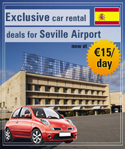Seville Airport Car Rental